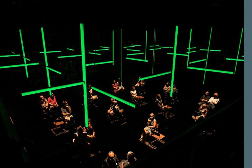 在劇場一起聽故事 《失明》映照當下人心
