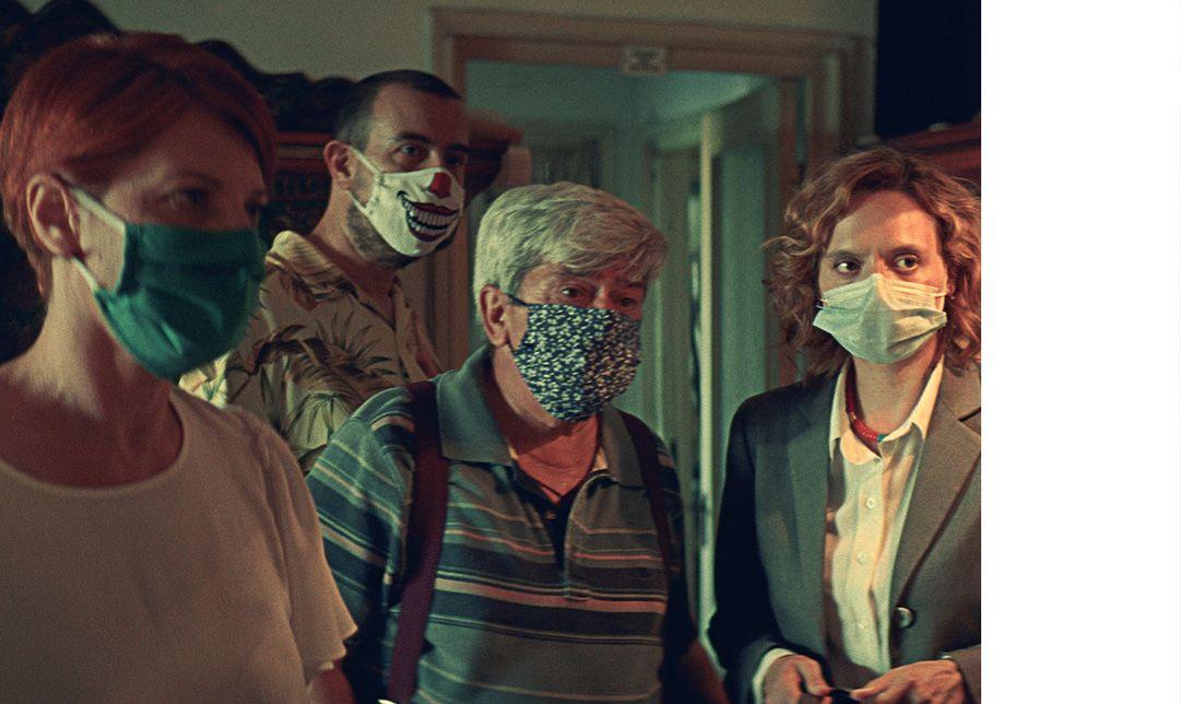 羅馬尼亞導演哈都裘德為本屆台北電影節焦點影人
