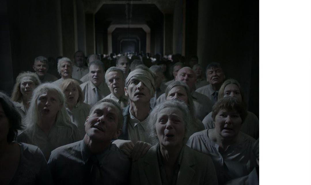 《迷樓驚魂》描述一段因查水表而起的一連串荒謬故事。