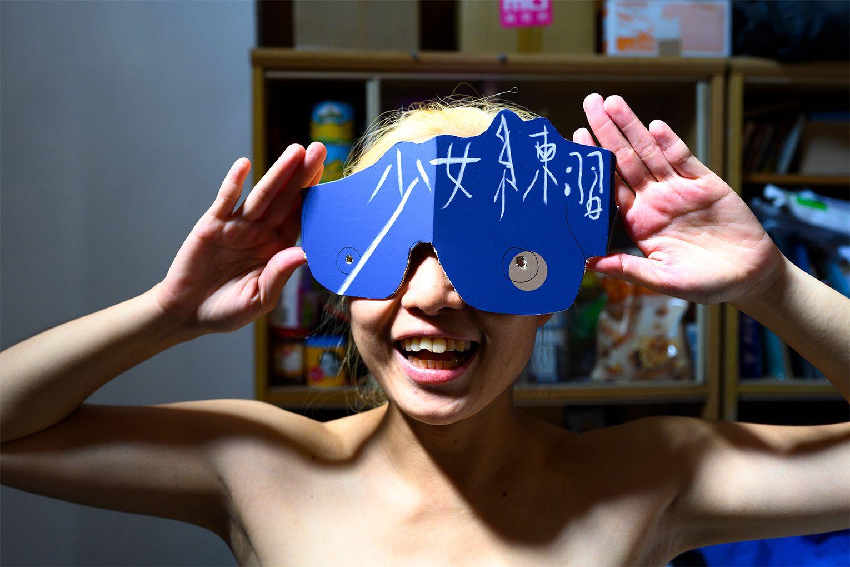 【臺北藝術節】《少女練習》  以聽覺實踐少女的身體