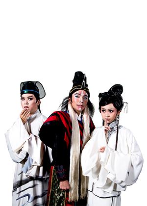 202021臺灣戲曲藝術節:國立臺灣戲曲學院青年劇團《鬼酒》