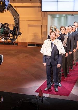 2021TIFA 阿姆斯特丹劇團《戰爭之王》 (線上特映)