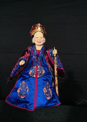 臺北木偶劇團《土地公的煩惱》