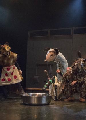 【2021花露露的童樂節】飛人集社劇團《天堂動物園:珍珠奶茶事件》— 取消