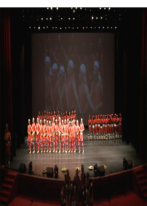 莊敬高職107級聯合畢業公演
