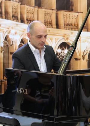 告白與假面-伊凡.雅納科夫 鋼琴演奏會