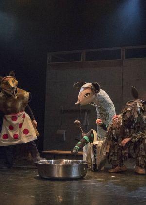 【2021花露露的童樂節】飛人集社劇團《天堂動物園:珍珠奶茶事件》