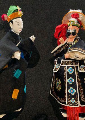 【掌中戲】臺北木偶劇團《薛仁貴投軍》