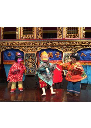 【掌中戲】戲偶子劇團《親子布袋戲—伯公的分身術》