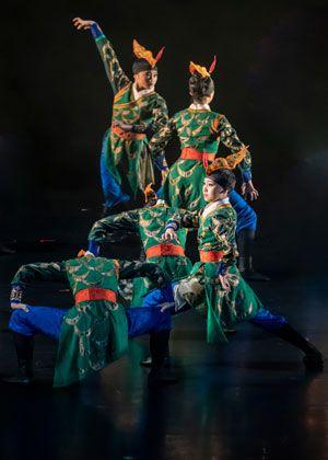 臺中市立文華高級中等學校舞蹈班第29屆畢業成果展-瀲影凝熹