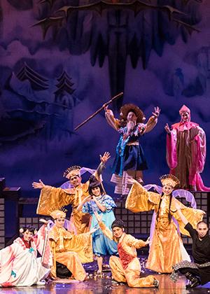 2021彰化劇場藝術節PLUS-風神寶寶兒童劇團《晴空小侍郎》