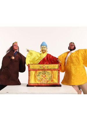 【掌中戲】陳錫煌傳統掌中劇團《華光出世》