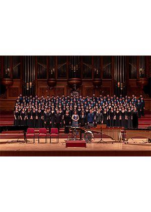 台大合唱團2021歲末音樂會《聲聲不輟》