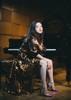 陳若玗《野蠻的美麗》紐約爵士鋼琴音樂會