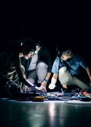 2021新點子實驗場 噪音印製《虛擬日常》