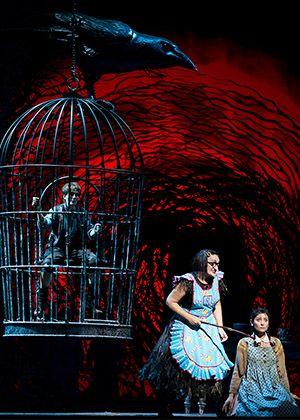 童話變身歌劇  共享家庭「樂」讀時光